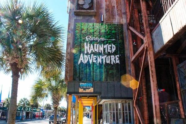 Ripleys Haunted Adventure