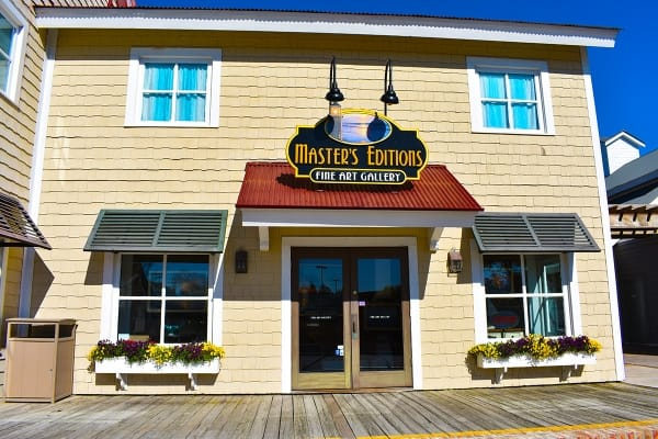 Master's Editions Barefoot Landing Gallery