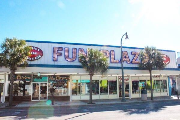 Fun Plaza Arcade