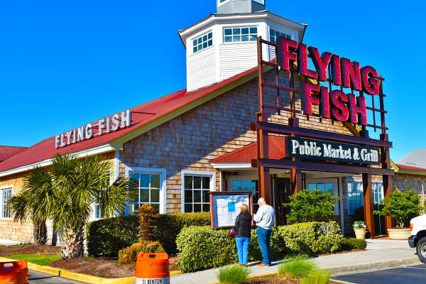 Flying Fish Public Market And Grill