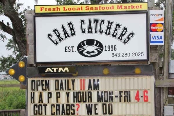 Crab Catchers