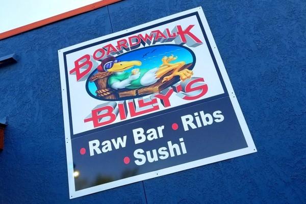 Boardwalk Billy's Ribs & Raw Bar