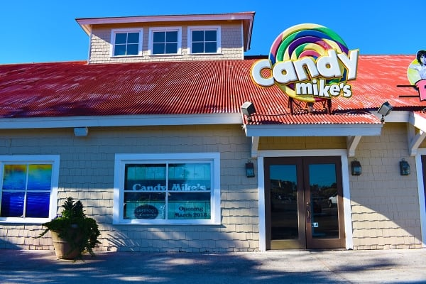 Candy Mikes