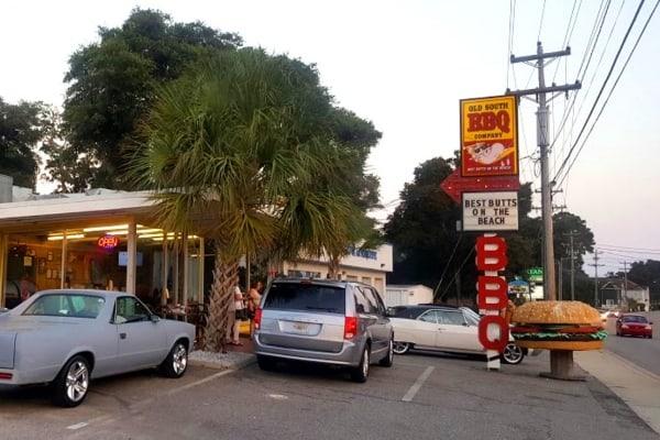 Old South Bar-B-Q